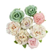 Prima Mulberry Paper Flowers - All for You/my Sweet