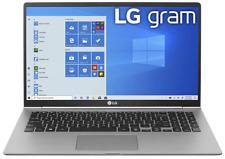 """LG Gram Laptop 15.6"""" TOUCH IPS i7-1065G7 8GB DDR4 256GB  SSD (15Z90NR.AAS7U1)"""