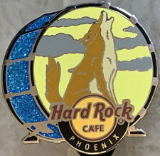 Hard Rock Cafe PHOENIX 2011 Coyote Howling at Moon on Drum PIN LE 300 HRC #64325
