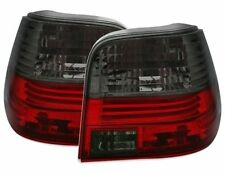 CRYSTAL SMOKED REAR BACK LIGHTS FOR THE GOLF MK4 MK 4 IV 1998-2004 MODEL TY3