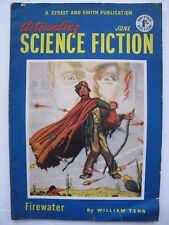 UK Pulp Mag – ASTOUNDING SCIENCE FICTION Jun, 1952