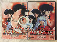 InuYasha Vol 33 Unexpected Encounters DVD R1 Viz Media Anime