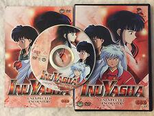 InuYasha Vol 33 Unexpected Encounters DVD R1 Viz Media Anime