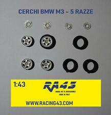 1/43 Cerchi Wheels BMW M 3