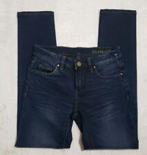 BUCKLE Blank NYC High Rise Dark Wash Skinny Jeans Stretch Women's Size 25 NWOT