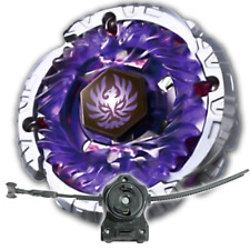 Beyblade Jade Jupiter S130RB Metal Fury With LL2 Launcher and Rip Cord
