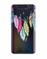 Samsung A50 - Coque gel souple solide  avec motifs de qualité ( Attrape rêve )