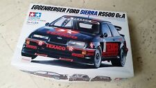 Tamiya 1/24 Eggenberger Ford Sierra RS500 Gr.A Plastic Model Kit - NOS Vintage