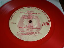 """Volebeats 7"""" Play A Musical Instrument In 7 Days With The Volebeats RED VINYL"""