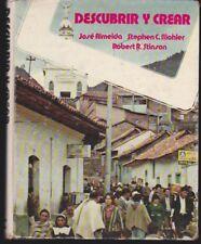 Descubrir y Crear by Stephen C. Mohler, Robert R. Stinson and Jose Almeida 1976