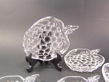 Glass Coasters Grape Glass Set of Six