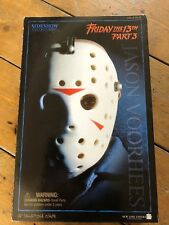Sideshow Friday The 13 Part III Jason Voorhees AFSSC87