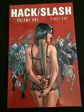 Hack/Slash Vol. 1 First Cut Trade Paperback