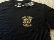 Harley Davidson Victory Black Shirt Nwt Men's Large
