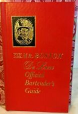 Old Mr. Boston Deluxe Official Bartender's Guide 1965 Edition