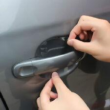 8pcs Film Protection Anti Rayure Auto Porte Poignée Peinture Protection neuf