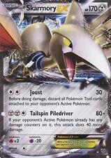 Pokemon TCG XY BASE SET :SKARMORY EX 80/146