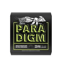 Ernie Ball Paradigm Regular Slinky Electric Guitar Strings (10-46)