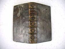 OVIDE nasonis operum tome 1 - 1717