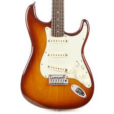 Used Fender American Deluxe Stratocaster Sienna Sunburst 2015