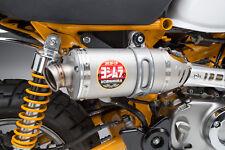 Yoshimura Exhaust Slip On System for 2019 Honda Monkey - Street RS-3 SS-SS-TI