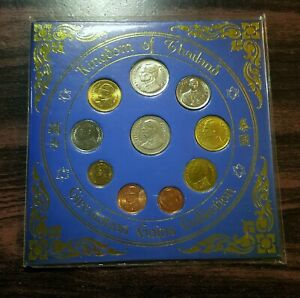 Thailand KingRama IX Commemorative Coin Set