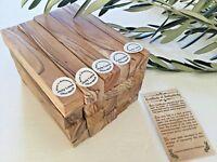 10  Premium Quality Bethlehem /Holy Land /Figured Olive Wood Pen Turning Blanks