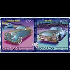 monaco 2014 old cars joint issue russia Sunbeam Alpine to grace kelly - ZIL-111V
