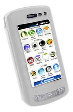 Blanc Silicone Étui Peau de cas pour LG GD900 Crystal