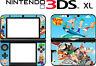 Nintendo 3DS XL 3DSXL 3 DS XL  PHINEAS AND FERB Vinyl Skin Decal Sticker
