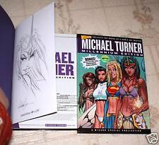 BOTH VARIANTS OF HC TURNER MILLENNIUM EDITIONS ONLY 299
