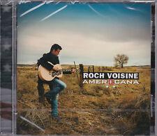 CD ROCH VOISINE AMERICANA II 12T + 5T BONUS NEUF SCELLE