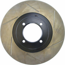 StopTech For MG MGB 1962-1980 Sport Slotted Brake Rotor - Front Left