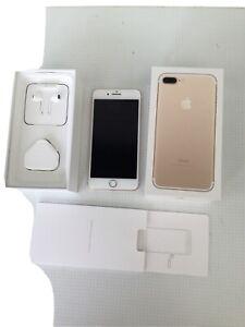Apple iPhone 7 Plus - 256GB - Gold (O2) A1784 (GSM)