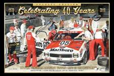 Bathurst Winner King Of the Mountain 40Y LX Torana 1978 banner / flag
