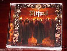 Ritual: The Ancient Tome CD ECD 2010 Bonus Tracks Heaven And Hell HHR010 NEW