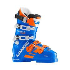 2018 LANGE WORLD CUP RP ZJ+ Ski Boots SIZE 28.5 LBG9280