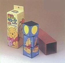New Tenyo Magical Cube Pooh Japan