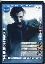 Doctor Who Monster Invasion Extreme Card #166 The Doctor's Ganger