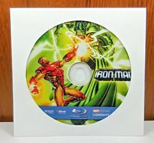 The Invincible Iron Man - Disc Only (Blu Ray)