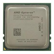 AMD Opteron 2431 6c 2,4ghz 6m 4800 socle F-os2431wjs6dgn