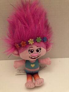"Poppy Trolls World Tour Plush Figure 10"" Toy Doll"