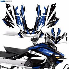 Ski-Doo 850 Renegade Summit Decal Graphic Kit SkiDoo Sled G4 Snowmobile Wrap RB