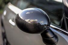 Mini Cooper F56 Carbon Fibre Wing Mirror Cover Replacement | JCW | Cooper S