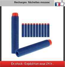 Fléchettes mousses flechettes Refill Bullet Darts for Nerf N-strike toy Gun