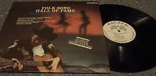 "Hank Hill & the Tennessee Folk Trio ""Folk Song Hall of Fame"" LP"