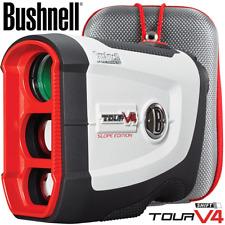Bushnell Golf Tour V4 Shift Slope-switch Laser Rangefinder