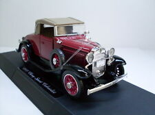 1931 Chevy Sport Cabriolet, NewRay Classic Collection Auto  1:32, (55093)