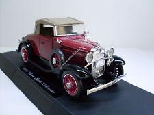 1931 Chevy Sport Convertible, NewRay Classic Colección Auto 1 :3 2 , (55093)