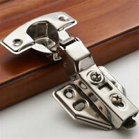 Soft Close Full Overlay Kitchen Cabinet Cupboard Hydraulic Door Hinge Cups*LJ